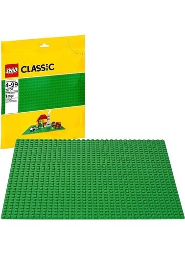Lego Lego Classic Green Baseplate 10700 Renkli